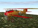 Lone Wulffe Albatross D5a in Mercenary Paint