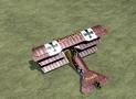 Dumbo\'s Fokker Dr.1