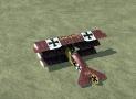 Fish\'s Fokker Dr.1