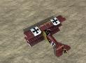 Malhard\'s Fokker Dr.1