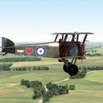 Sopwith Camel B3781 RNAS3 Ellwood