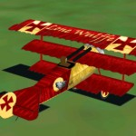 Lone Wulffe Fokker Dr.1