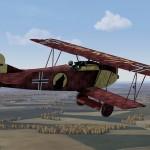 Lone Wulffe Fokker DVIIF Default