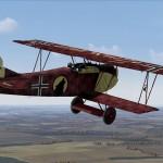 Lone Wulffe Fokker DVIIF Skin for LW_Jupes