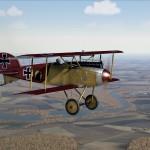 Lone Wulffe Squadron Albatros D2 Late
