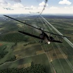 Bomber Intercept - Handley Page