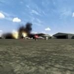 Raid on Beaucamp Airfield